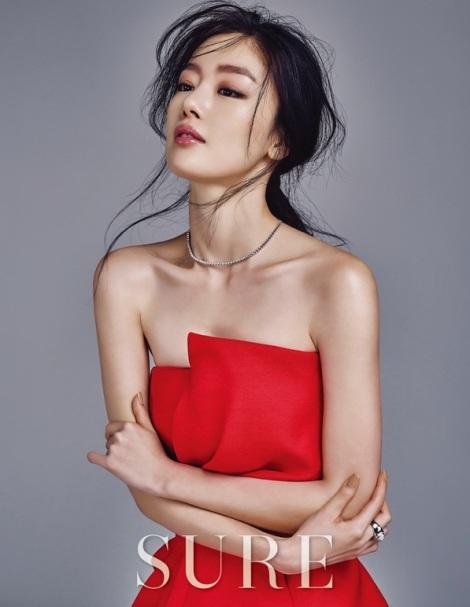 Han Sunhwa Majalah Sure Januari (2)