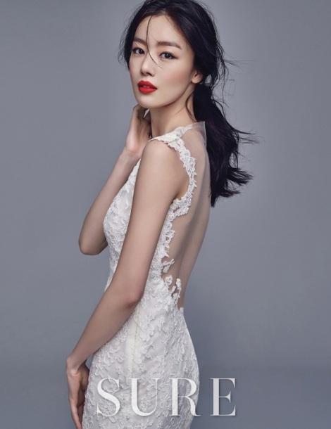 Han Sunhwa Majalah Sure Januari (5)