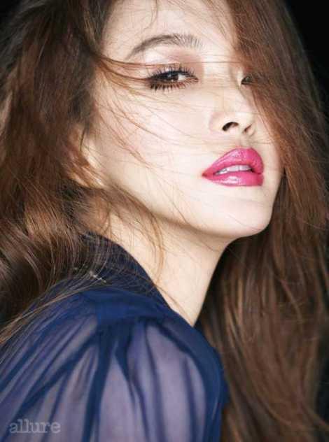 Han Ye Seul Majalah Allure Januari (2)