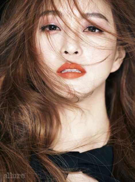 Han Ye Seul Majalah Allure Januari (3)