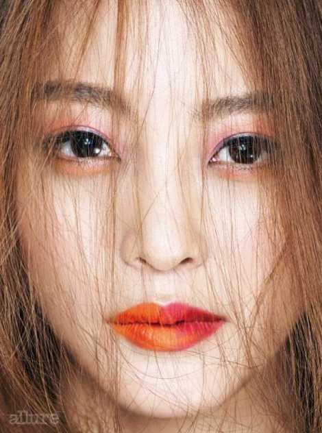 Han Ye Seul Majalah Allure Januari (5)