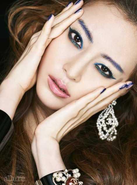 Han Ye Seul Majalah Allure Januari (6)