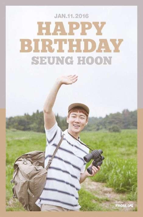 HAPPY BIRTHDAY LEE SEUNGHOON