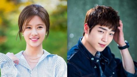 Hwang Jeong Eum — Seo Kang Joon