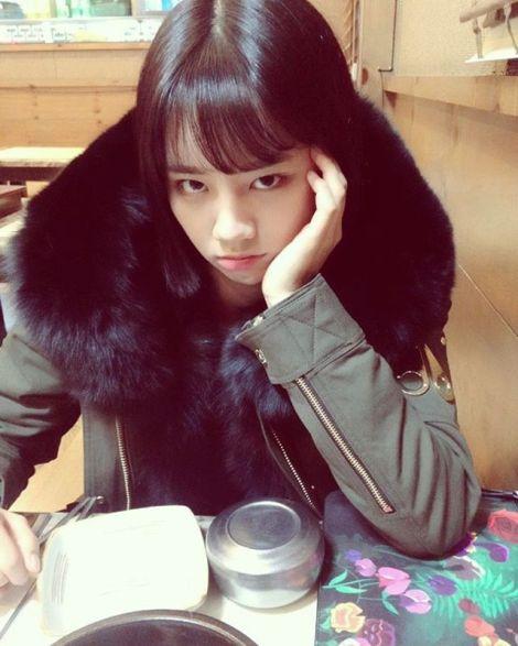 Hyeri Girl's Day