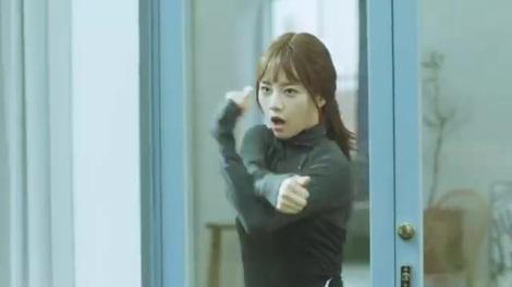 Hyeri Girl's Day Puma (12)