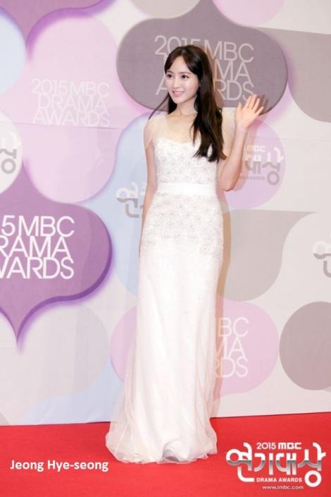 Jeong Hye-seong