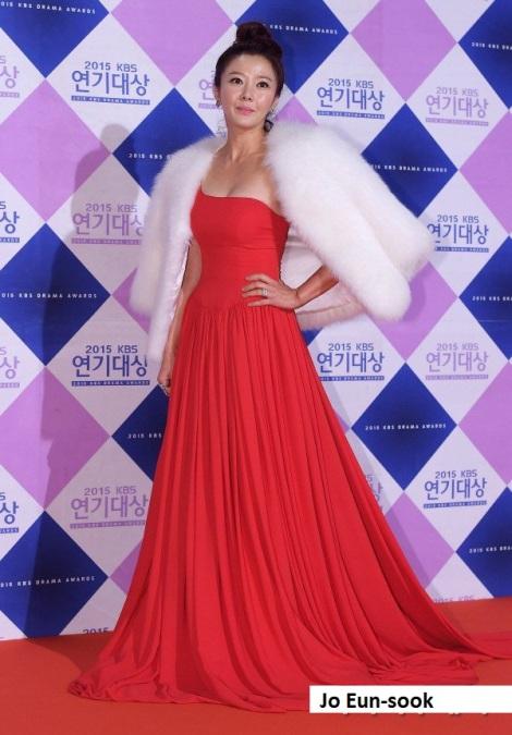 Jo Eun-sook