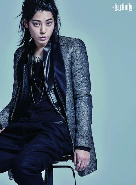 Jung Joon Young Majalah The Celebrity Februari (4)