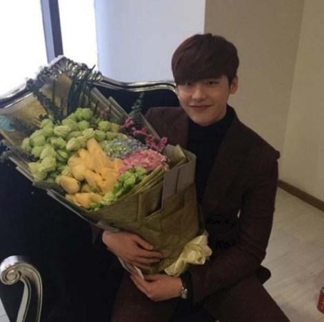 Kabar terbaru Lee Jong-suk