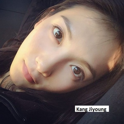 Sungguh mata yang indah, Kang Jiyoung