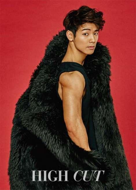 Kang Min Hyuk Majalah HIGHCUT  (3)