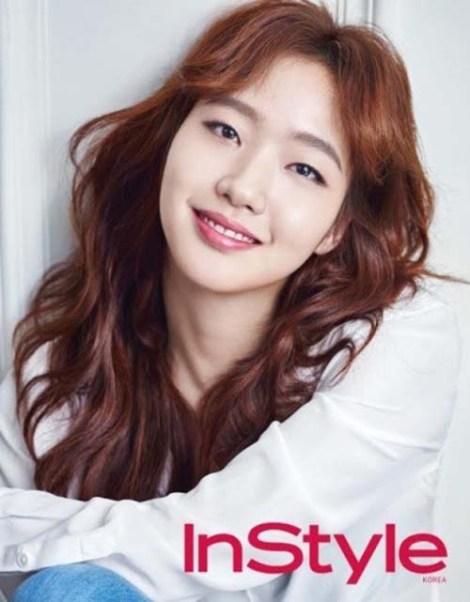 Kim Go-eun Majalah Style (2)