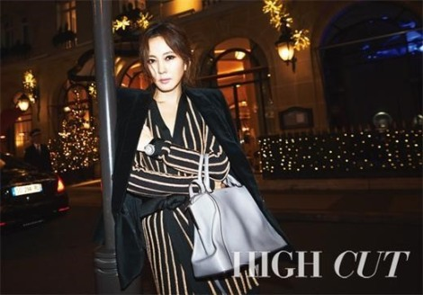 Kim Nam-ju HIGH CUT (1)