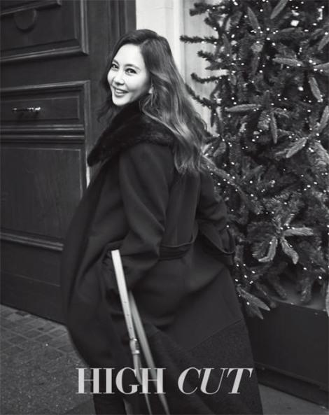 Kim Nam-ju HIGH CUT (2)