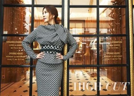 Kim Nam-ju HIGH CUT (4)