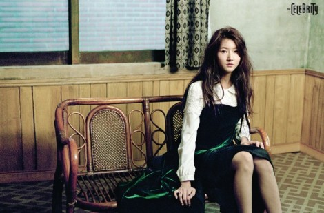 Kim Sae-ron for Magazine The Celebrity February (1)