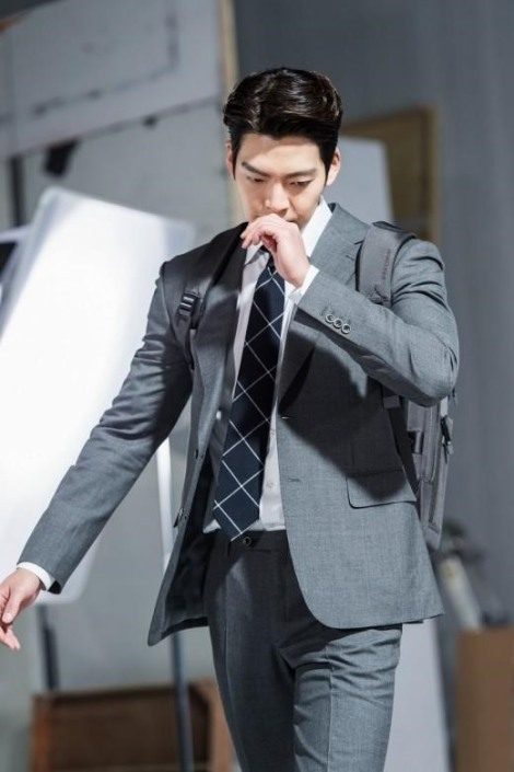 Kim Woo Bin untuk Samsonite Red (3)