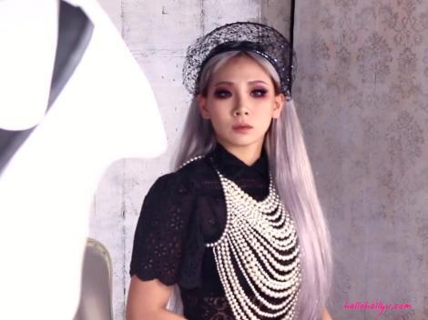 Kumpulan Foto CL dan Harin untuk W Korea (3)