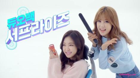 Kumpulan Foto Naeun dan Chorong APink Promo DUOBACK (4)