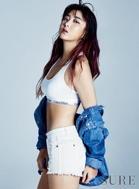 Kwon Sohyun for Sure Magazine (2)