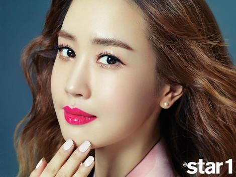 Lee Da Hae Majalah @star1 Januari (1)
