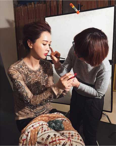 Lee Da Hae Majalah @star1 Januari (6)