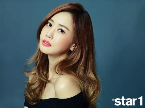 Lee Da Hae Majalah @star1 Januari (8)