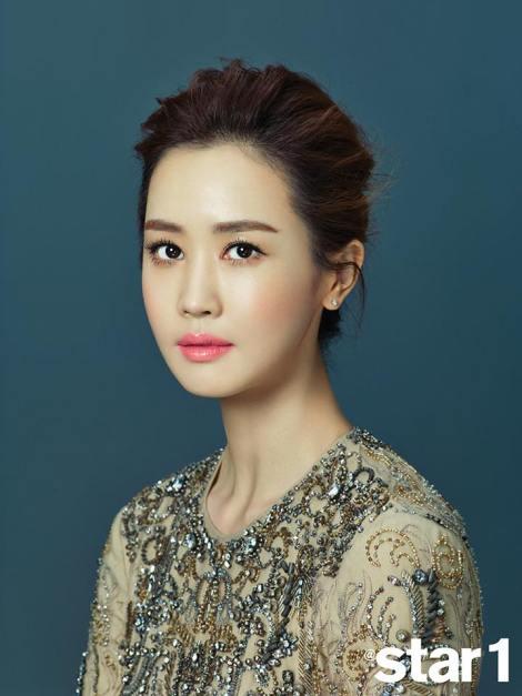 Lee Da Hae Majalah @star1 Januari (9)