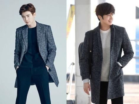 Lee Jong-suk VS Jung Il-woo