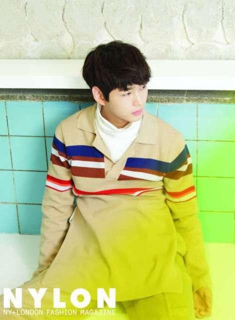 Lee Won Geun Majalah Nylon (1)