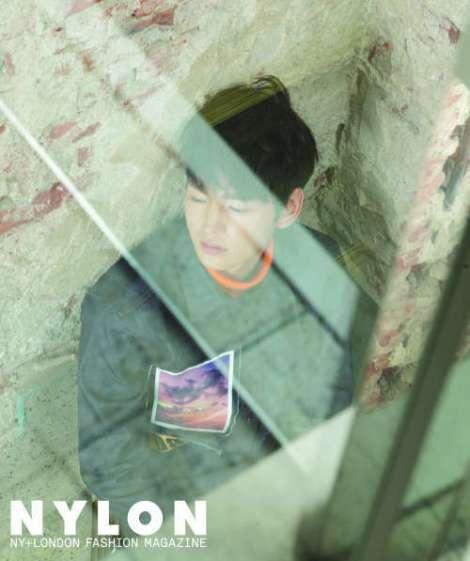 Lee Won Geun Majalah Nylon (2)