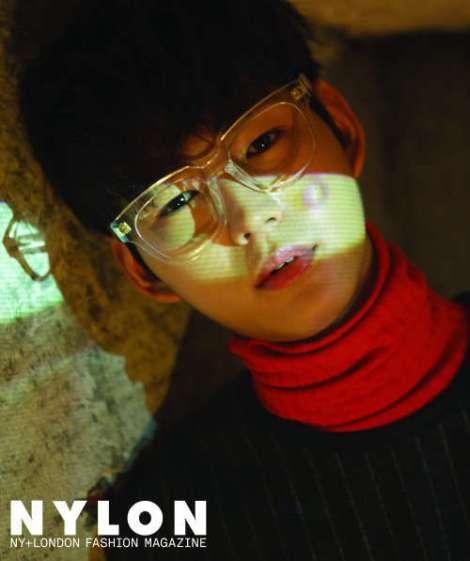 Lee Won Geun Majalah Nylon (3)