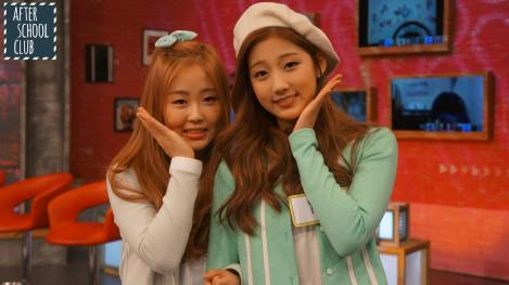 Lovelyz's pretty selfies from After School Club!! (16)