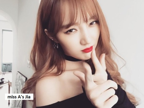 miss A's Jia