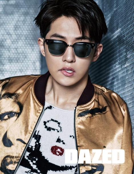 Nam Joo Hyuk Majalah DAZED Februari (3)