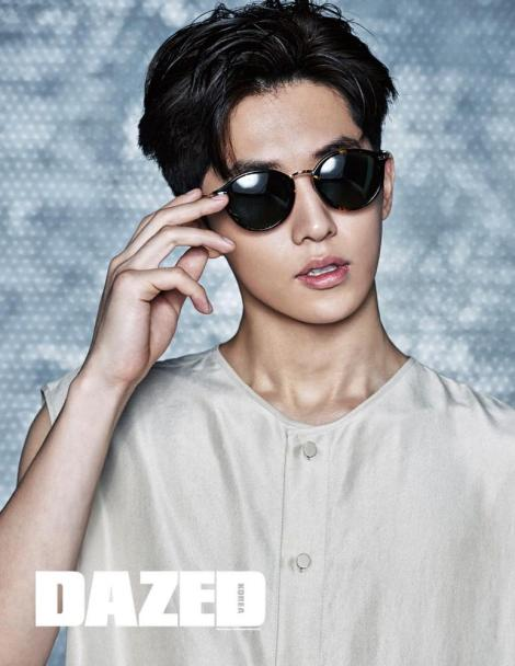 Nam Joo Hyuk Majalah DAZED Februari (4)