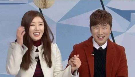 Navi dan Jang Dong Min