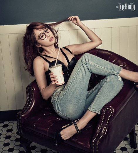 Nicole Jung for The Celebrity Magazine February (3)