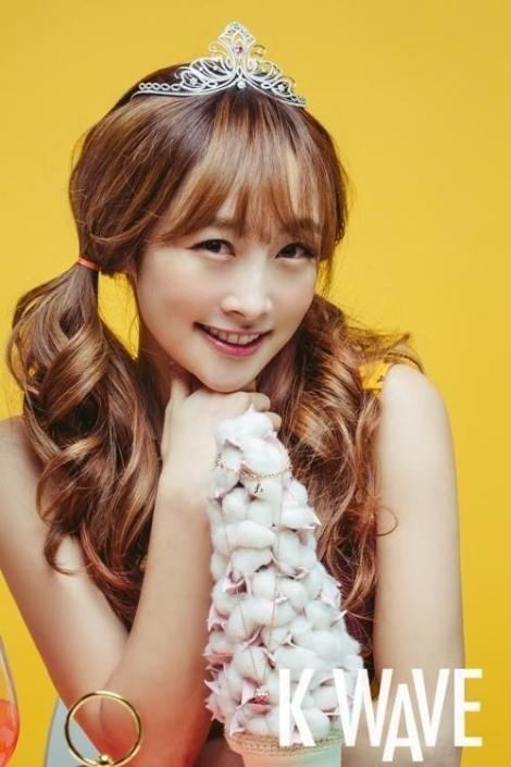 Nicole Yongju Jung K Wave Januari (1)
