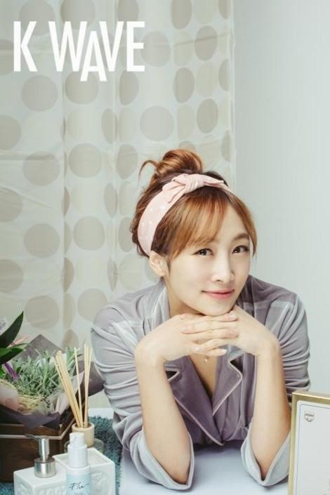 Nicole Yongju Jung K Wave Januari (2)