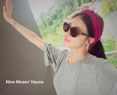 "Hyuna ""Nine Muses"""