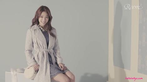 Park Shin Hye for Roem Spring Summer 2016 collection (4)