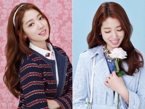 Park Shin-hye for Roem's 2016 spring-summer collection (1)