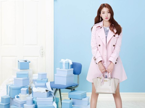 Park Shin-hye for Roem's 2016 spring-summer collection (3)