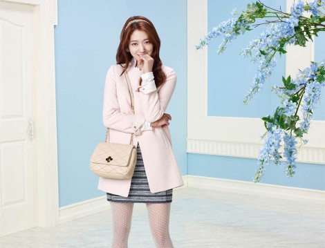 Park Shin-hye for Roem's 2016 spring-summer collection (4)