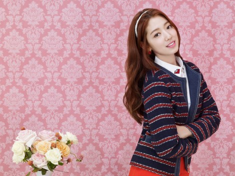 Park Shin-hye for Roem's 2016 spring-summer collection (6)