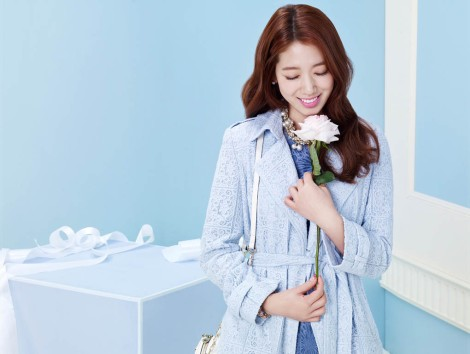 Park Shin-hye for Roem's 2016 spring-summer collection (7)