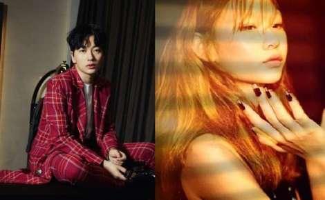 Pasangan Terbaru K-Pop Lee Dong-hwi dan Jung Ho-yeon