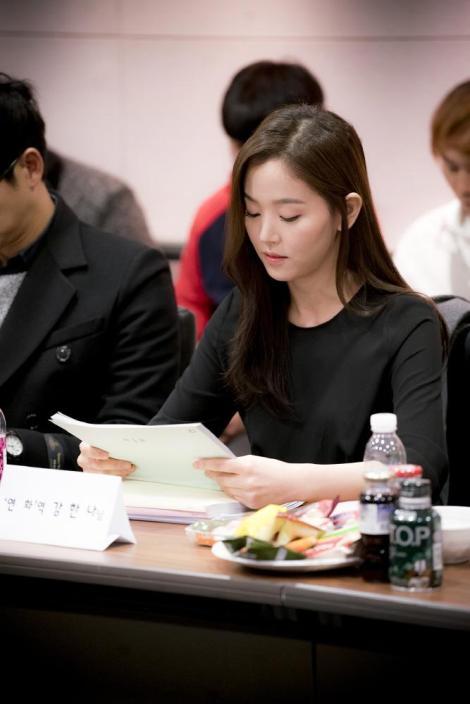 """Pembacaan Naskah drama """"Startling by Each Step Ryo"""" Moon Lovers (10)"""